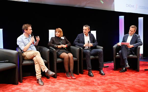 La kinésithérapie salariée, c'est aussi permettre l'innovation avec Flavien Quijoux, Isabelle Fourcade et Pierre Grandet