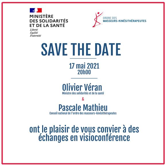Lundi 17 mai : Échange avec Olivier Véran